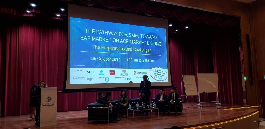 LEAP Market Conference Kuala Lumpur 2017