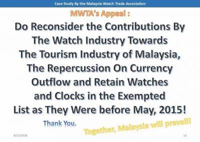 SST | MWTA Appeal
