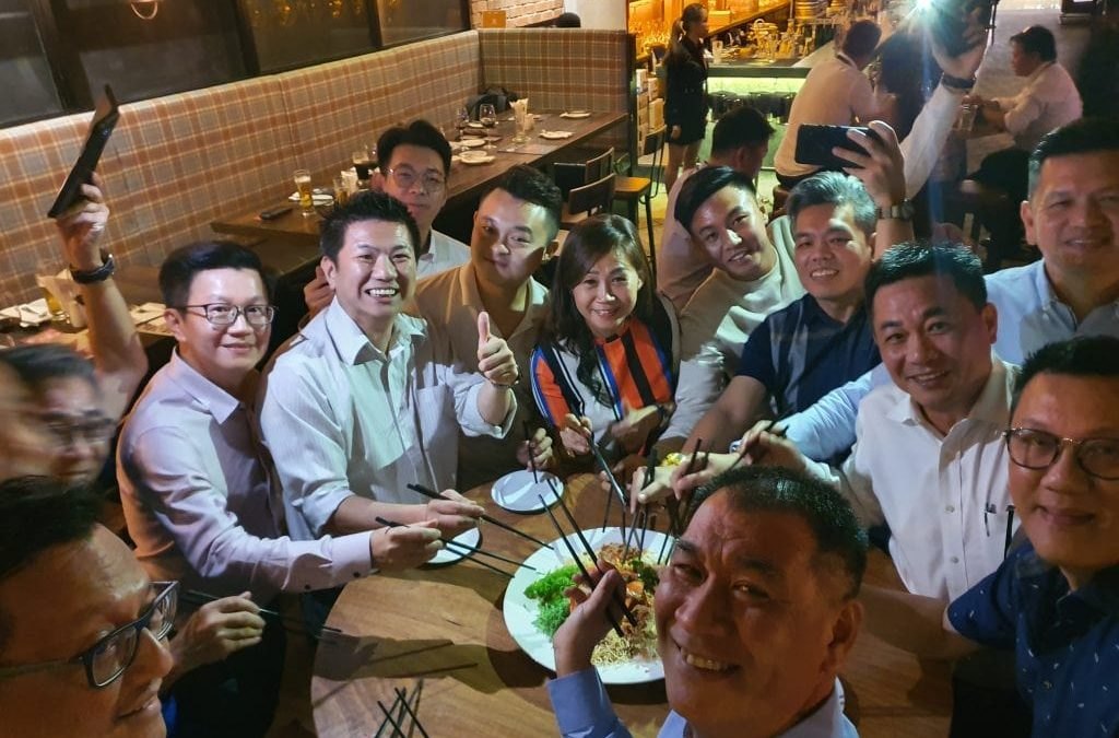 Pre Chinese New Year 2020 Gathering